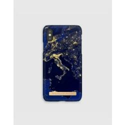 WORLD LIGHTS - Magnetskal till Iphone XSMAX blå