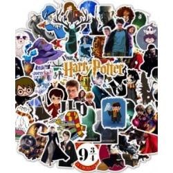 Harry Potter klistermärken stickers - 50 pack harry potter