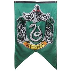 Harry Potter flagga 50*30cm - Slytherin Slytherin