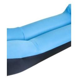 laybag - airsofa - strandsoffa - slitstyrka 210T - Blå blå