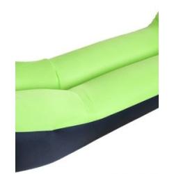 laybag - airsofa - strandsoffa - slitstyrka 210T - Grön grön