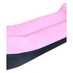 laybag - airsofa - strandsoffa - slitstyrka 210T - Rosa rosa