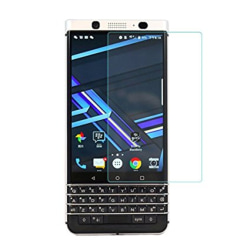 2-Pack BlackBerry Keyone Härdat Glas Skärmskydd 0,3mm  Transparent