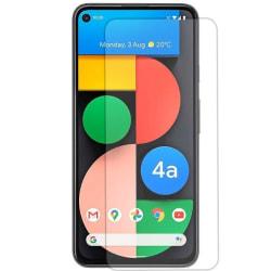 2-Pack Google Pixel 4a 5G Härdat Glas Skärmskydd 0,3mm  Transparent