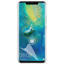 Huawei Mate 20 Pro Skärmskydd - Ultra Thin Transparent