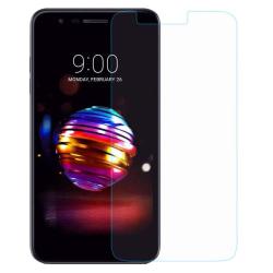 LG K10 2018 Härdat Glas Skärmskydd 0,3mm  Transparent