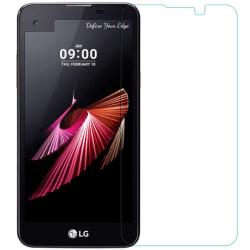 2-Pack LG X Screen Härdat Glas Skärmskydd 0,3mm Transparent