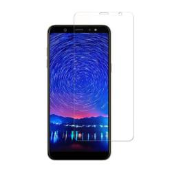 2-Pack Samsung Galaxy A9 2018 Härdat Glas Skärmskydd 0,3mm Transparent