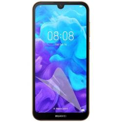 3-Pack Huawei Y5 2019 Skärmskydd - Ultra Thin Transparent