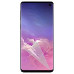 Samsung Galaxy S10 Skärmskydd - Ultra Thin Transparent