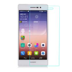 Huawei Ascend P7 Härdat Glas Skärmskydd 0,3mm Transparent