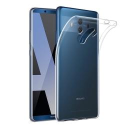 Huawei Mate 10 Pro Transparent Mjuk TPU Skal Transparent