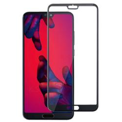 Huawei P20 Pro Heltäckande 3D Härdat Glas Skärmskydd 0,2mm Transparent