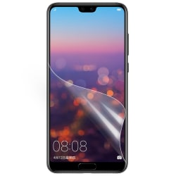 2-Pack Huawei P20 Pro Skärmskydd - Ultra Thin Transparent