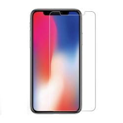 iPhone XS Härdat Glas Skärmskydd 0,3mm Transparent