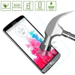 LG G3 Härdat Glas Skärmskydd 0,3mm Transparent