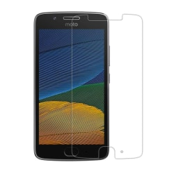 Motorola Moto G5 Härdat Glas Skärmskydd 0,3mm Transparent