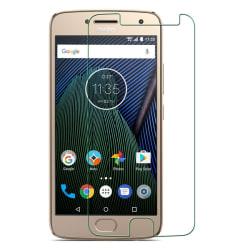 Motorola Moto G5 Plus Härdat Glas Skärmskydd 0,3mm Transparent