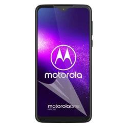 Motorola One Macro Skärmskydd - Ultra Thin Transparent