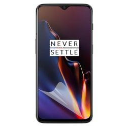 2-Pack OnePlus 6T Skärmskydd - Ultra Thin Transparent