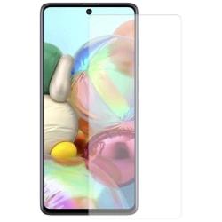 Samsung Galaxy A71 Härdat Glas Skärmskydd 0,3mm Transparent