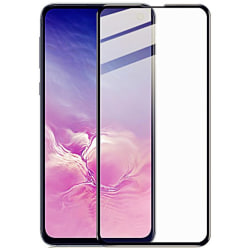 Samsung Galaxy S10e Heltäckande 3D Härdat Glas Skärmskydd Transparent