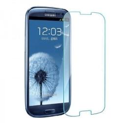 Samsung Galaxy S3 Härdat Glas Skärmskydd 0,3mm Transparent
