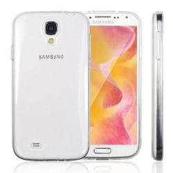 Samsung Galaxy S4 Genomskinlig Mjuk TPU Skal Transparent