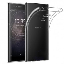 Sony Xperia XA2 Transparent Mjuk TPU Skal Transparent