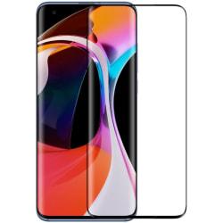 Xiaomi Mi 10 Heltäckande 3D Härdat Glas Skärmskydd Transparent