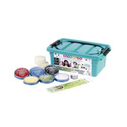 Ansiktsfärg Snazaroo Mini Starter Kit, 6 färger/fp, 300 ansikten multifärg