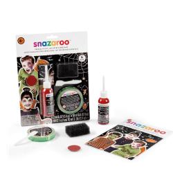 Ansiktsfärg Snazaroo Special FX Face Kit (skapa sår och blod) multifärg