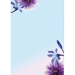 Motivpapper Sigel Blue Emotion DP903 A4 90gram, 50 ark/fp multifärg