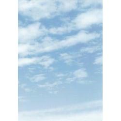 Motivpapper Sigel Clouds DP565 A4 90gram, 100 ark/fp multifärg