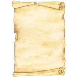 Motivpapper Sigel Parchment DP235 A4 90gram, 50 ark/fp multifärg