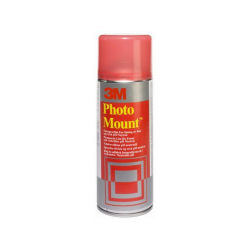 Spraylim 3M Scotch Photo-Mount 7024 (9479) 400ml Transparent
