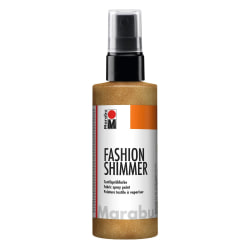 Textilsprayfärg Fashion Shimmer Spray 100ml Shimmer-Gold Guld