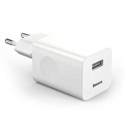 Baseus USB snabbladdare QC3 3A Vit