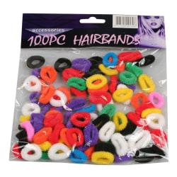 Benson Hårband / Hårsnoddar 100-pack