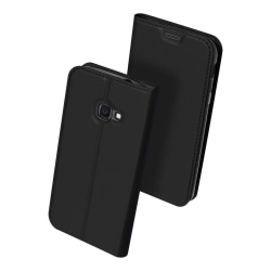 Dux Ducis - Samsung Xcover 4 Plånboksfodral  Svart