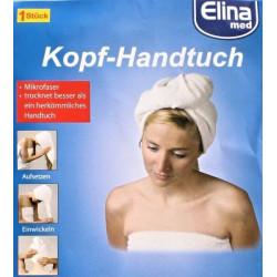 Hårhandduk - Hårturban - Hairwrap
