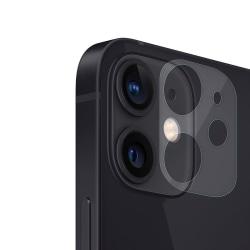 iPhone 12 linsskydd / kameraskydd i glas Transparent