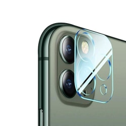 iPhone 12 Pro Max linsskydd / kameraskydd i glas Transparent