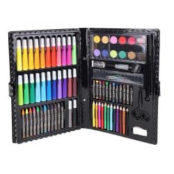 ISO Målarset med 86 delar i väska multifärg