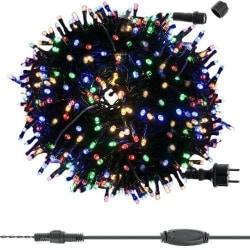 Ljusslinga - RGB - 300 LED - 31,6 meter - inkl adapter multifärg