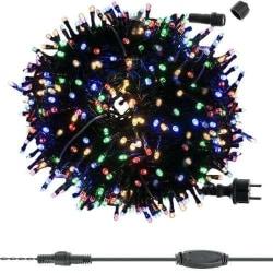 Ljusslinga - RGB - 500 LED - 51,6 meter - inkl adapter multifärg