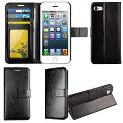 Plånboksfodral iPhone 5/5s/SE, 2 kort / ID