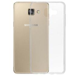 Skal i genomskinligt gummi, Samsung A5 2016 Transparent