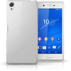 Skal i genomskinligt gummi, Sony Xperia X Transparent