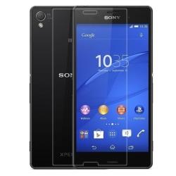 Skärmskydd i härdat glas för Sony Xperia Z5 Premium Transparent